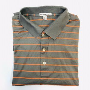 Peter Millar Crown Sport Numan Polo Shirt Men's XL